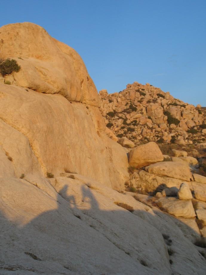 Dance in the Desert Air