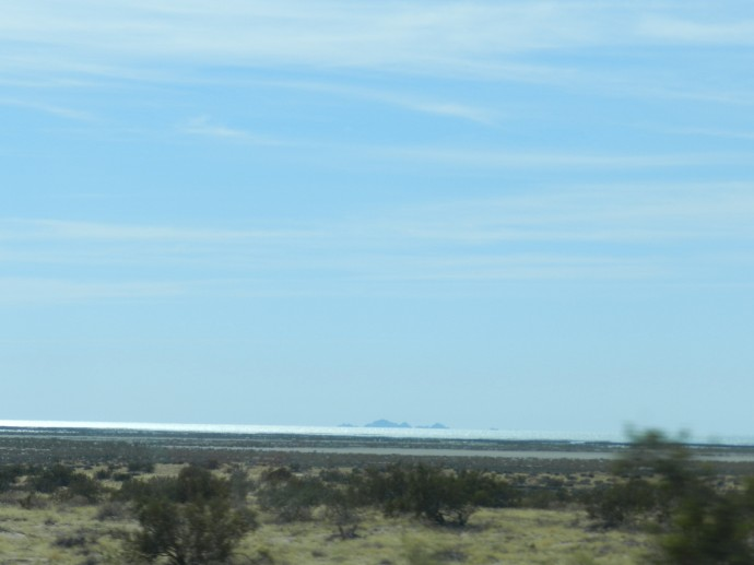 Desert to Sea